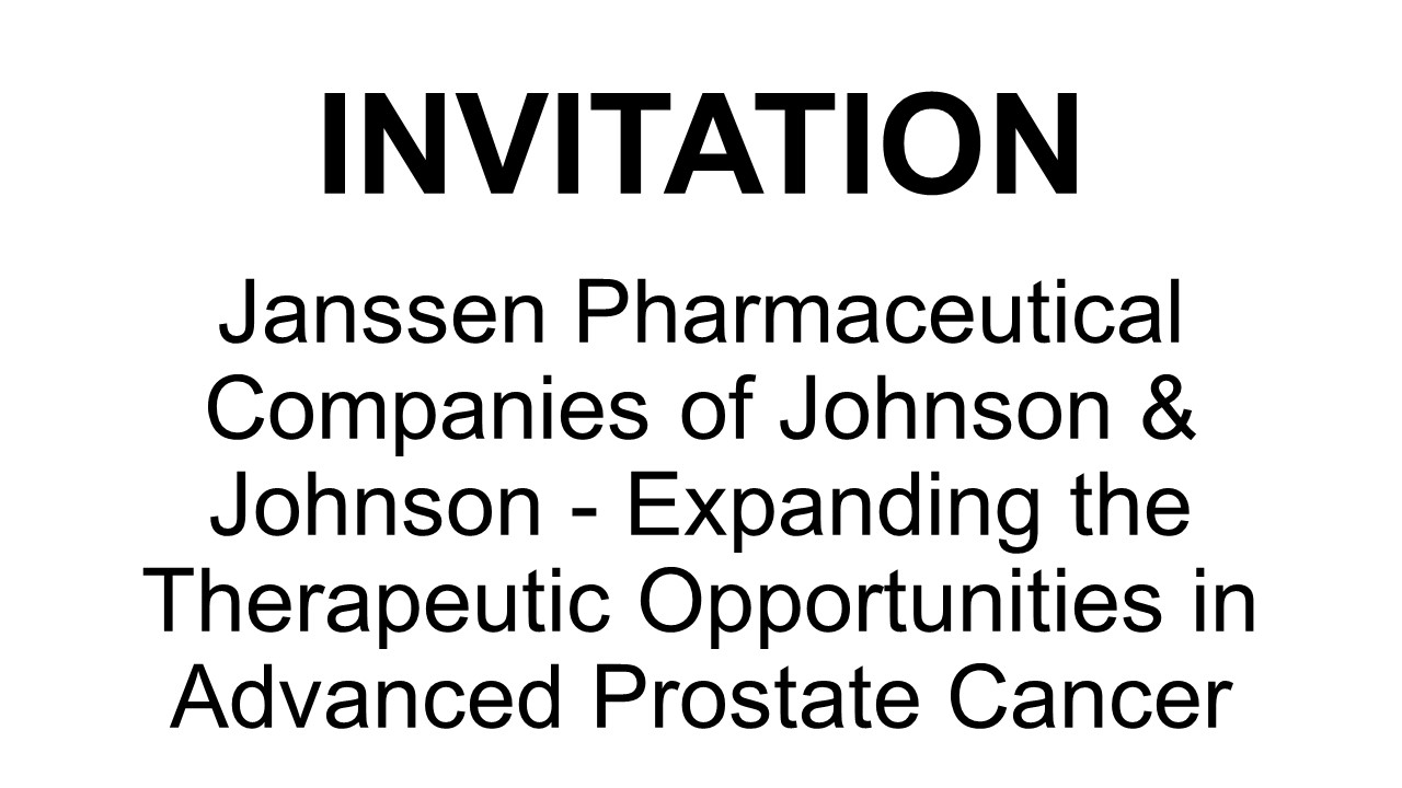 Janssen Pharmaceutica : Expanding the Therapeutic