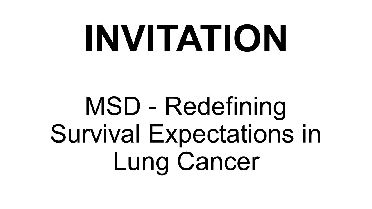 MSD: Redefining Survival Expectations