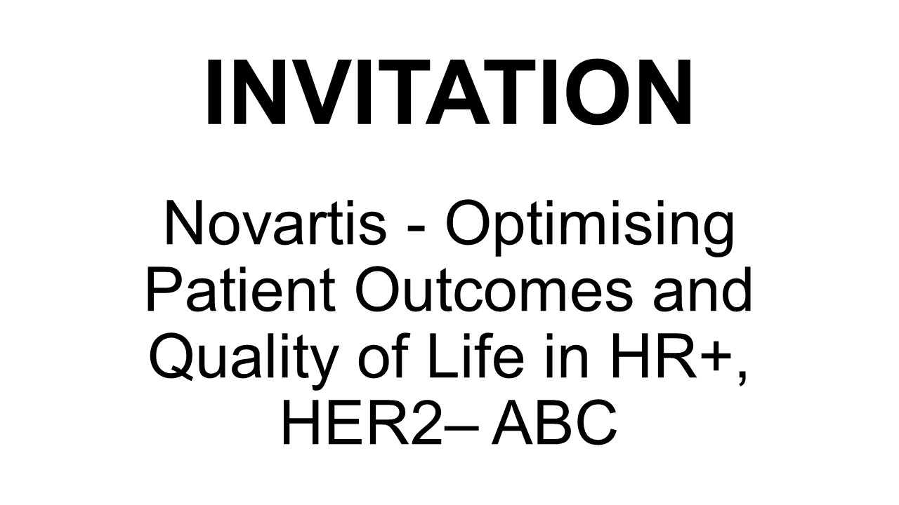 Novartis: Optimising Patient