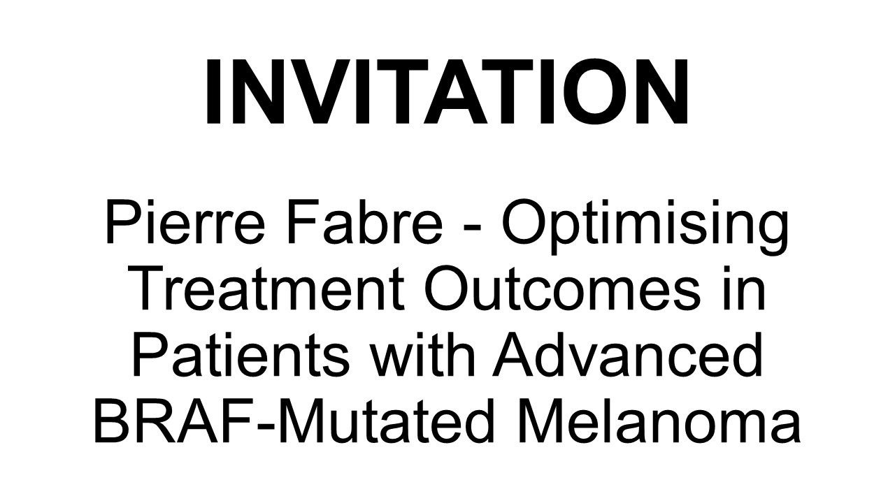Pierre Fabre: Optimising Treatment